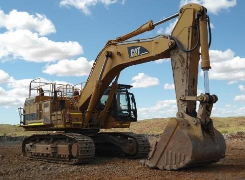1x CAT 365 CL ME Excavator 3