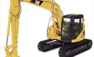2 x 2011 14T Cat Excavators 1