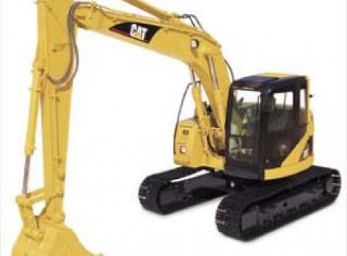 2 x 2011 14T Cat Excavators