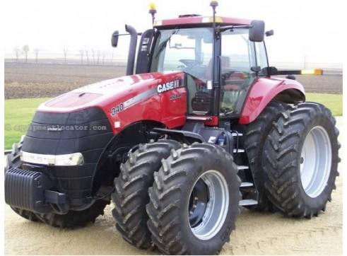 2 x 340 Magnum Tractors 3