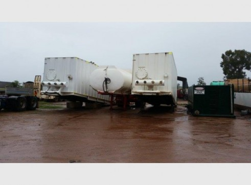 2 x 70,000L Water Storage Containers 2