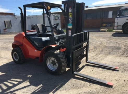 2.5T All Terrain Forklift 3