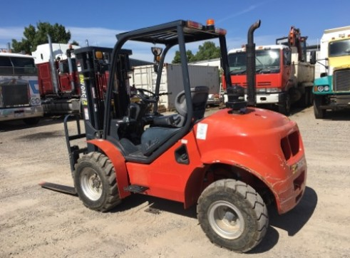 2.5T All Terrain Forklift 4