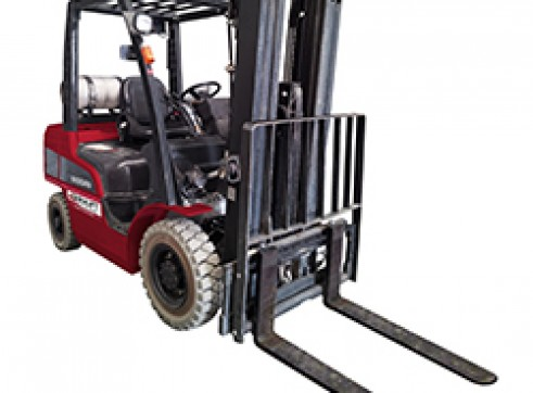 2.5T Gas Forklift - 6m lift height 1