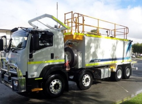 20,000L Isuzu Water Cart