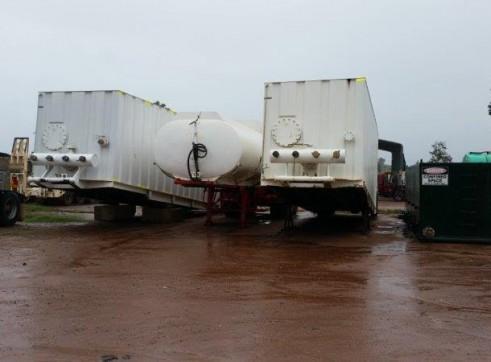 20,000L Mud Tank 1