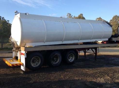 20,000L Vacuum Tankers x 2 1