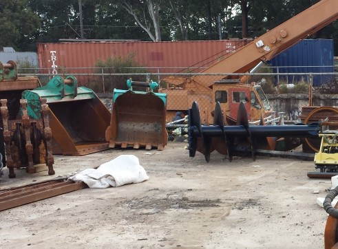 20 Ton to 26 Ton Zero Tail Excavator 4