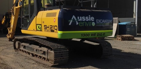 20 tonne excavator hire 1