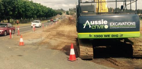 20 tonne excavator hire 2