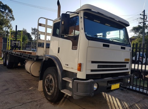 20 Tonne Flatbed Truck 1