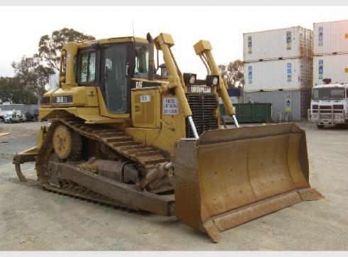 2000 Caterpillar D6R 1