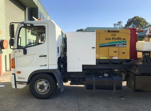 2000 Litre Hydroexcavation truck For Sale 16