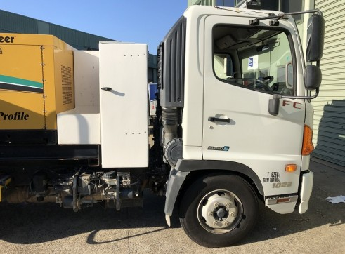 2000 Litre Hydroexcavation truck For Sale 17