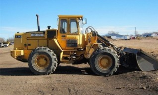2000 Volvo L90C Wheel Loader Wet Hire 1
