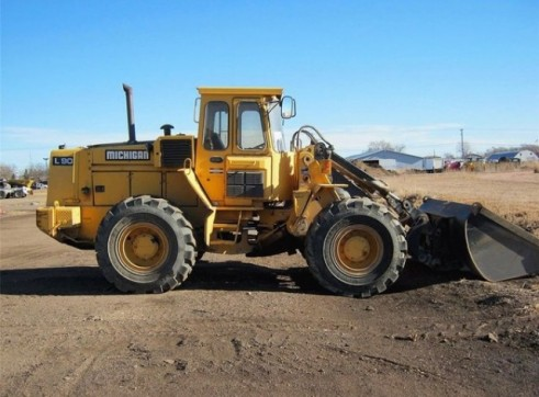 2000 Volvo L90C Wheel Loader Wet Hire