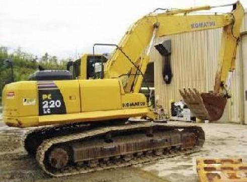 2002 24t KOMATSU PC220LC-7 Excavator