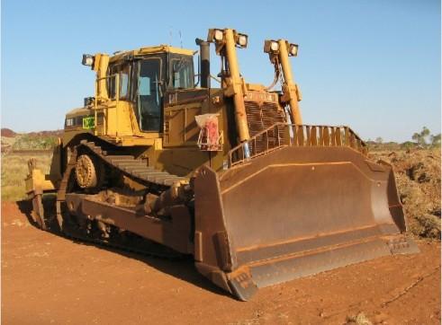 2003 Caterpillar D8R 1