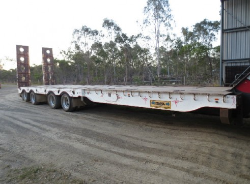 2003 Western Star with various trailers 2