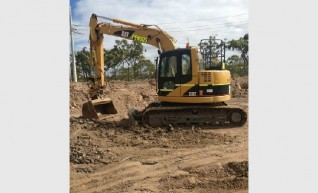 2004 Caterpillar 314CCR 1
