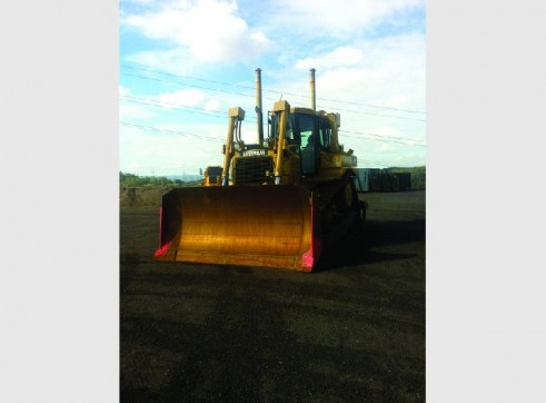 2006 CAT D6R Series 3 Dozer - Wet Hire 2