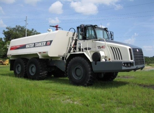 2007/2010 Terex TA 30/ TA 40 Watercarts 2