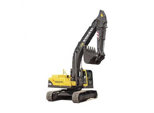 2007 29t VOLVO EC290CLV Excavator