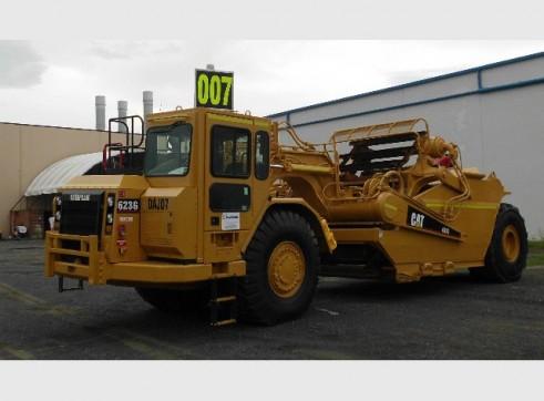 2007 Cat 623G Scraper 1