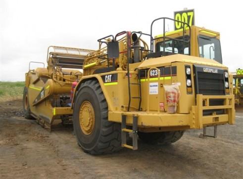 2007 Cat 623G Scraper 3