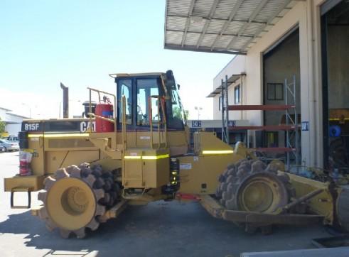 2007 Cat 815F Compactor 1