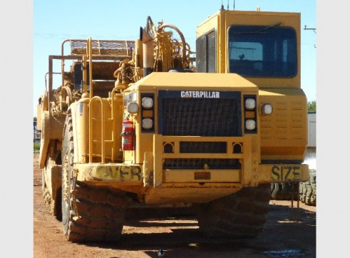 2007 Caterpillar 623G Scraper 2