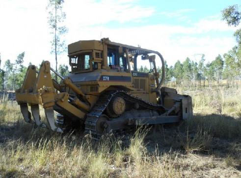 2007 D7R Dozer 3