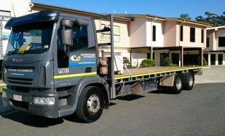 2007 Iveco Tray truck  1