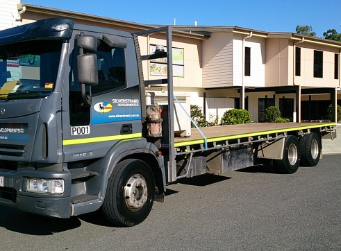 2007 Iveco Tray truck  3