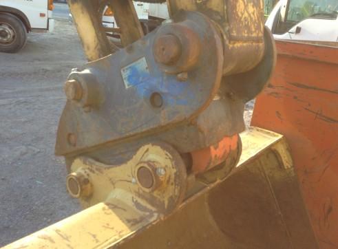 2008 13T Sumitomo Excavator SH135X-3B 10