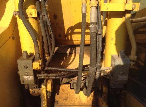 2008 13T Sumitomo Excavator SH135X-3B 8