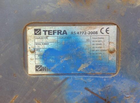 2008 13T Sumitomo Excavator SH135X-3B 9