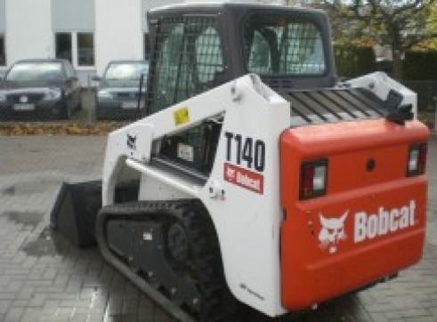 2008 BOBCAT T140SJC Track Skid Steer