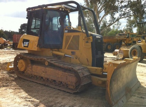 2008 D6K Caterpillar Dozer 2