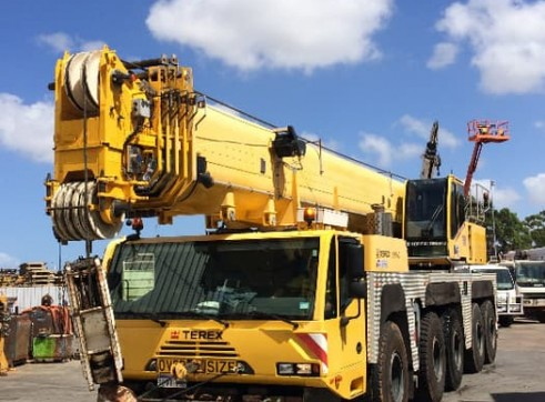 Crane Hire Mandurah WA 6210