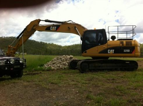 2009 Caterpillar 320Dl Excavator 2