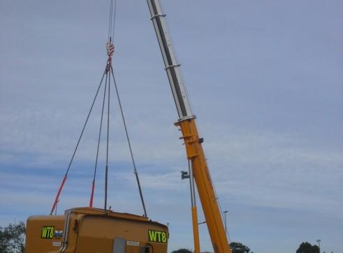 200T All Terain Crane 1