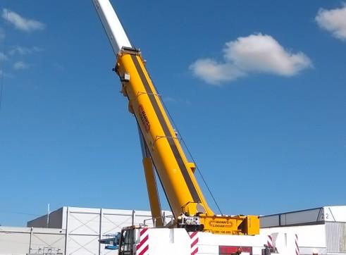 200T All Terain Crane 3