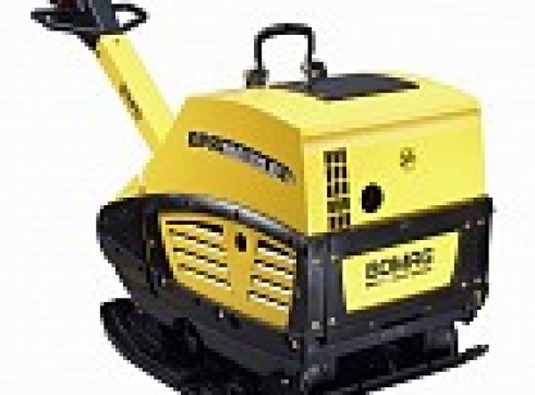 2010 0.75t BOMAG BPR 100/80 Plate Compactor 1