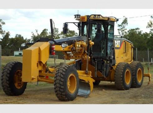 2010 Caterpillar 140M - QLD 2