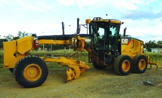 2010 Caterpillar 140M - QLD 1