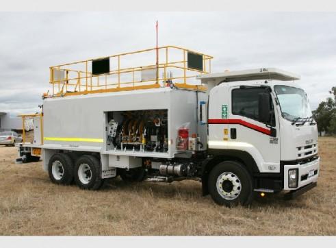 2010 Isuzu FVZ1400 6x4 ST309 Service Truck (H6300)
