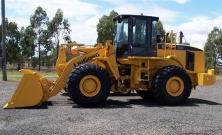 2011 Liugong 856 Front end Loader 1