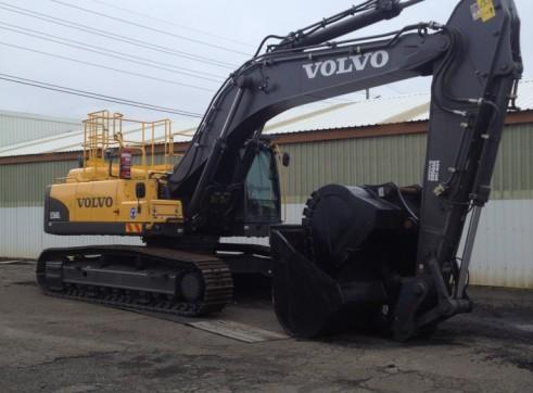 2011 Volvo EC700CL Excavator 3