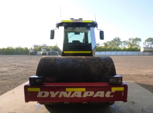 2012 10.3t DYNAPAC CA252D Smooth Vibe Roller